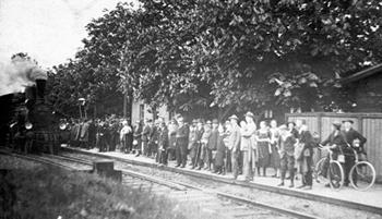 Holser Bahnhof