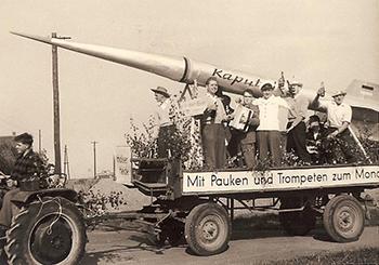 Erntedankfest 1957